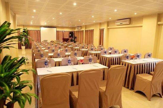 Maidza Hotel: Meeting room