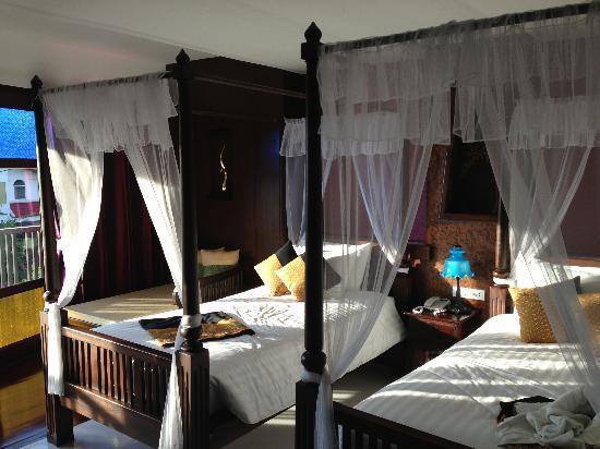 Dee Andaman Hotel: Stunning twin room