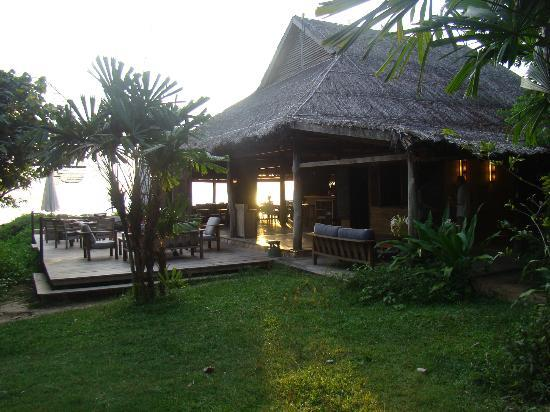 Mango Bay Resort: In the afternoon