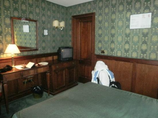 Hotel Lux: comoda y muy bonita