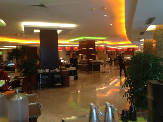 Crowne Plaza Beijing International Airport: Breakfast
