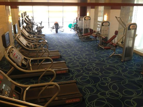 Crowne Plaza Beijing International Airport: Gym