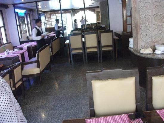 Hotel Jaies: Restaurant