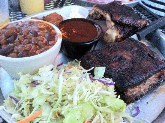 Piggyback Barbeque: The main