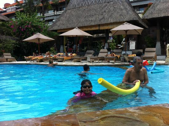 Ramayana Resort & Spa: Kids and Grands love the pool