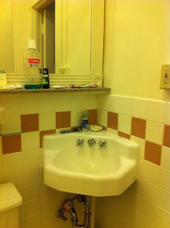 Baldwin Hotel: Sink