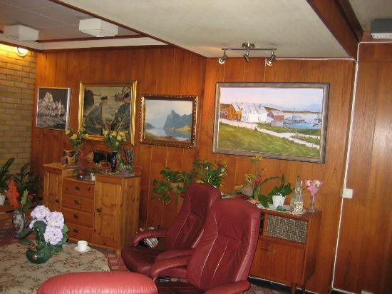 Nordstjernen Hotell: Awesome saloon (2)