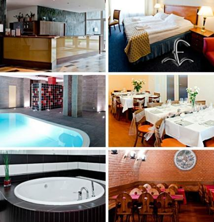 Hotel Fontana: Collage of photos
