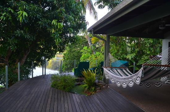 Daintree Village Bed and Breakfast: Serenity