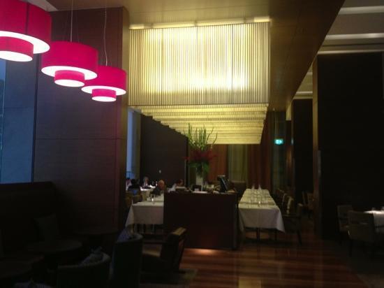 Bacar Restaurant Bar Sydney Olympic Park