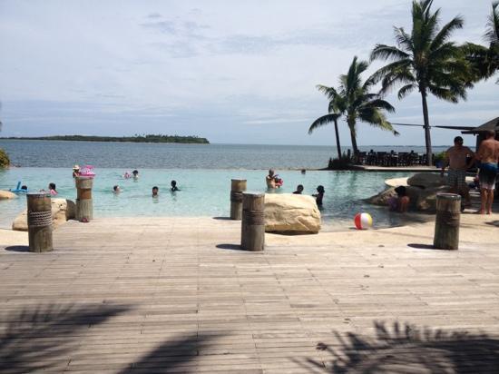 Sheraton Denarau Villas: sherton villas infinity pool :)