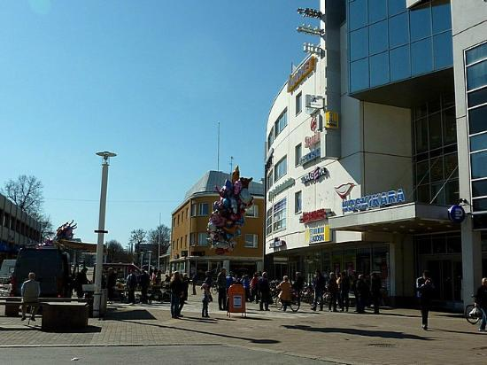 Koskikara Shopping Centre