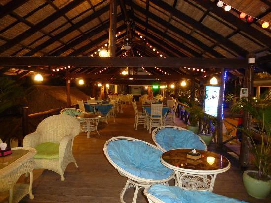 Black Grouper Restaurant: Our cozy and romantic restaurant