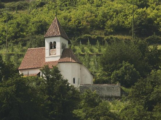Tirolo, Italie : provided by Meran Tourism