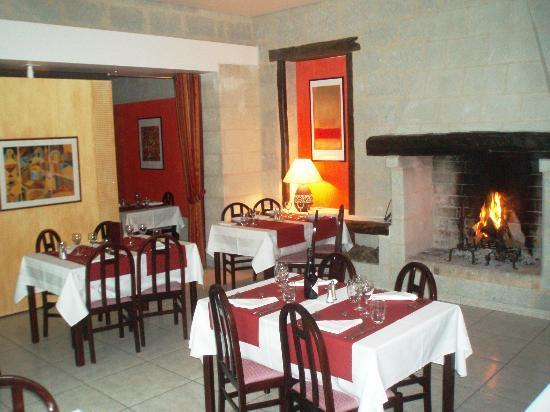 Logis Domaine de la Blairie: Restaurant
