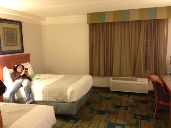 La Quinta Inn & Suites Austin Southwest at Mopac : double beds