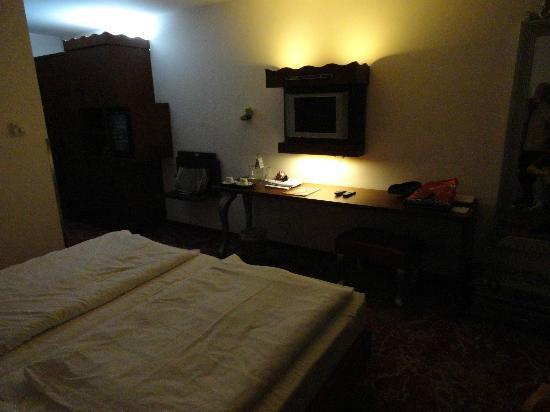 Arcotel Kaiserwasser: double room
