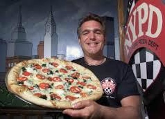 New York Pizza Department - N.Y.P.D.: NYPD Pizza in California