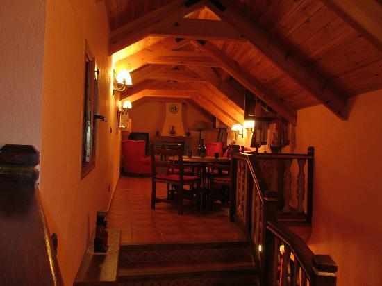 Hotel Posada Real: la sala da pranzo della suite king