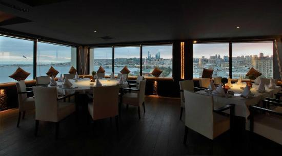 Eleven Restaurant Amp Lounge Baku Restaurant Reviews