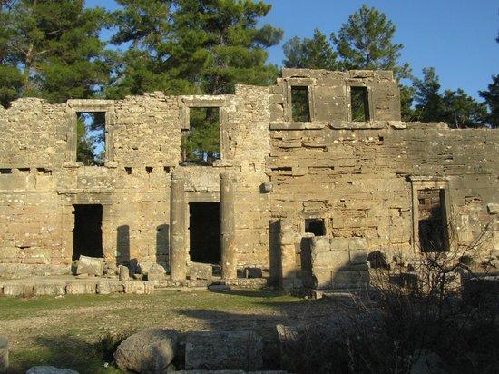 Seleukia (Lybre) Antik Kenti