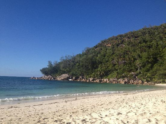 Anse Kerlan, Seychellen: Small, but beautiful...