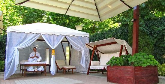 Гостиница Конгресс-отель: Open air Thai Massage