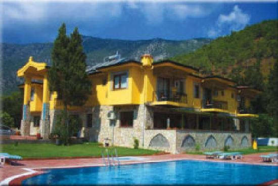 Osmanlı Sarayı Otel: Boutique Hotel Surrounded by Nature
