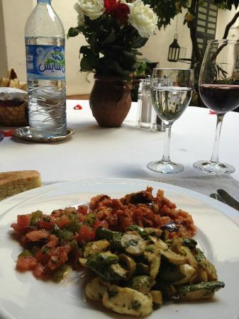 رياض القاضي: Kochkurs: 3 Marokkanische Salate 