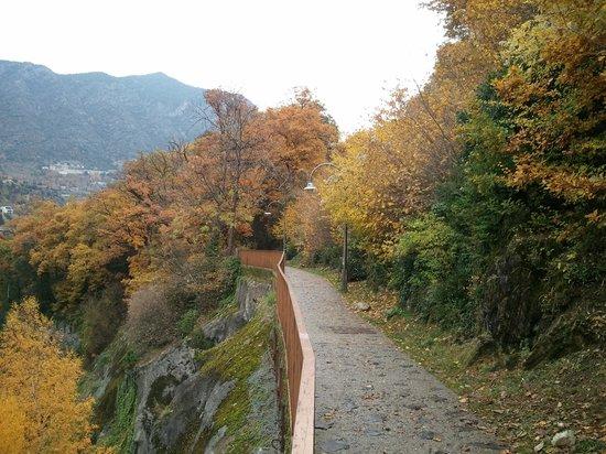 Andorra la Vella, Andorra: Rec