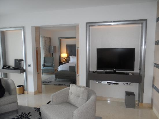 Conrad Algarve : Beautiful & spacious!