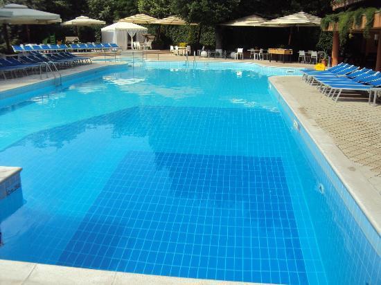 بست وسترن كونجرس هوتل: Swimming Pool
