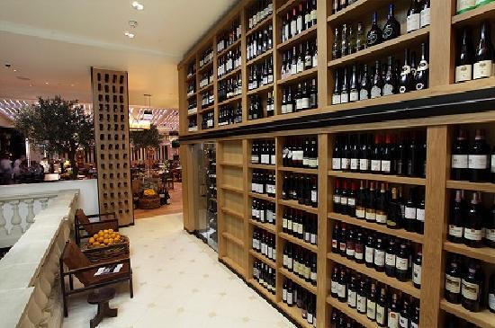 londres fino s wine bar and restaurant: