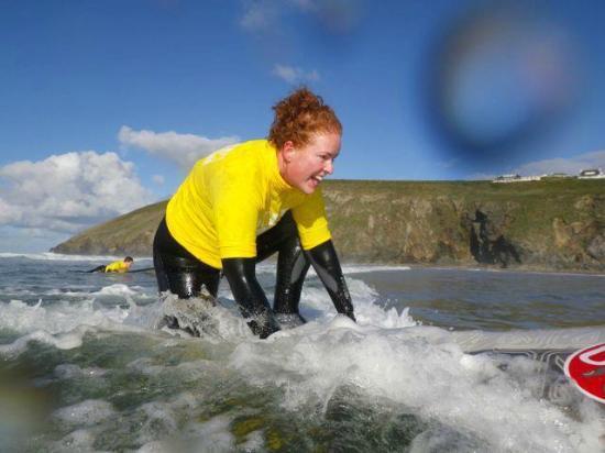 The Surf Club Cornwall: Happy!