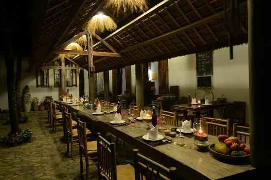 Some Days of Silence Resort & Spa: restaurant