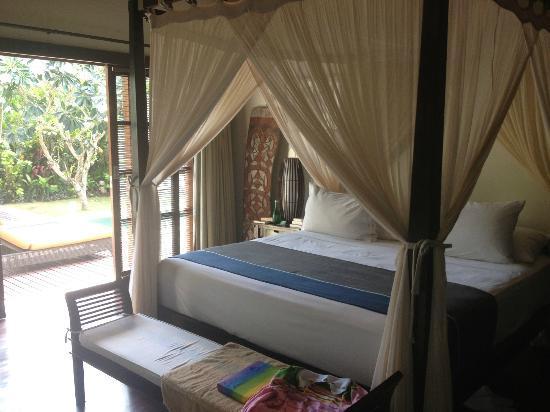 Villa Bali Asri: la chambre 1