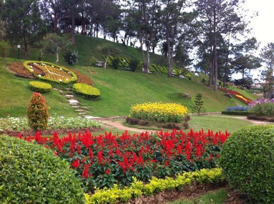 Da Lat, Vietnam: le parc