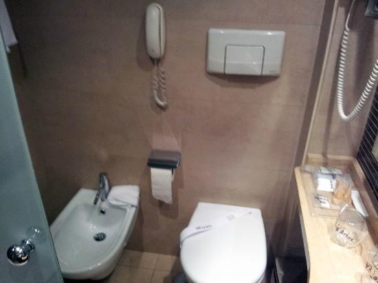 Hotel Las Artes : Cuarto de baño