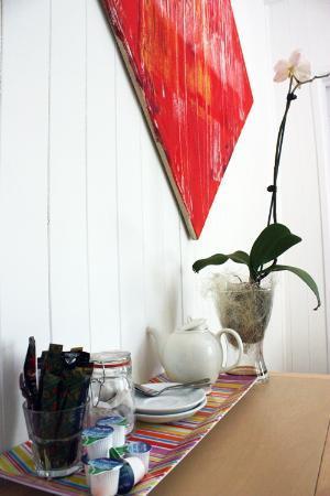 Broomhill Art Hotel: Bedroom
