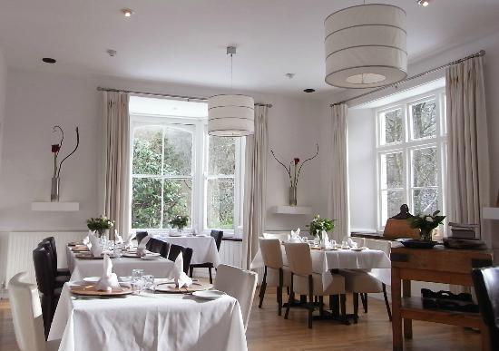 Broomhill Art Hotel: Restaurant