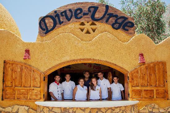 Dive Urge Crew