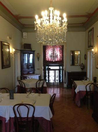 Ristorante Camere Villa dei Tigli: sala