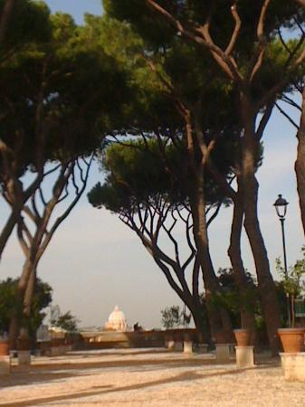 Residenza Arco dei Tolomei : Roma, November 2012 (Anders & Karin / Stockholm)