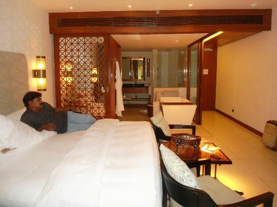 Alila Diwa Goa: room