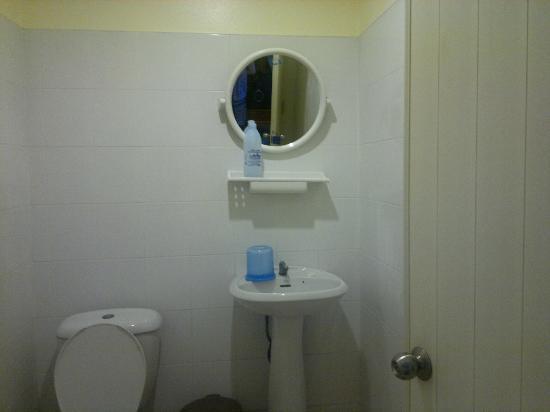 Harmony House: Bathroom with shower