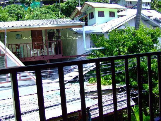 Harmony House: Views from 1st floor room
