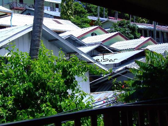 Harmony House : Views from 1st floor room