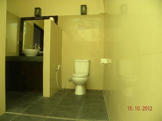 Malino Homestay : Toilet