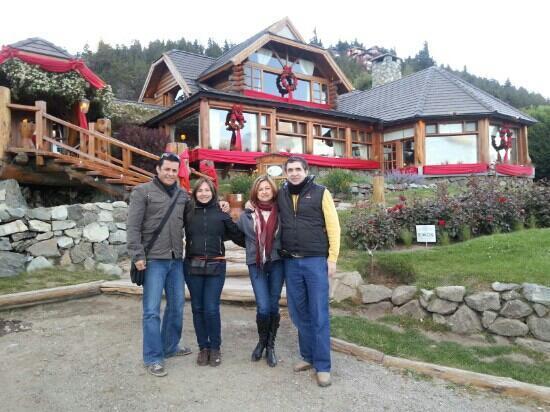 Hotel Costa Del Lago: Restaurante El Patacon, San Carlos de Bariloche, Argentina