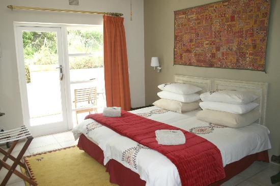 Stannards Guest Lodge: Kamer